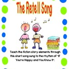 The Retell Song Poster