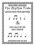 The Rhythm Train Game VALUE PACK! - Kodaly