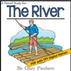 The River, by Gary Paulsen: A Novel Study created by Jean Martin