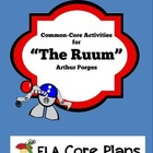 """The Ruum"" Common-Core Lesson Plans and Assessment"