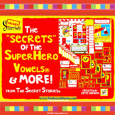 "The ""SECRETS"" of the Super Hero Vowels (from ""The Secret S"