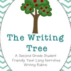 The Second Grade Writing Tree- A Narrative Writing Rubric