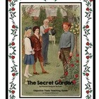 The Secret Garden    Objective Tests Pack