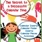 The Secret to a successful calendar time - Calendar Folders