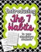 The Seven Habits Introduction Group Activity