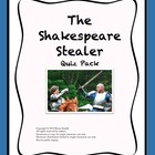 The Shakespeare Stealer by Gary Blackwood Reading Comprehe
