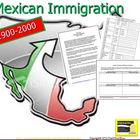 The Significance of Mexican Immigration Activity (U.S. History)