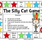 The Silly Cat Phonics Game