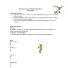 The Sisters Grimm Fairy Tale Detectives Word Study Activity