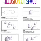 The Six Illusions of Space
