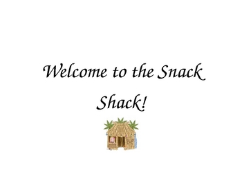 The Snack Shack