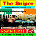 The Sniper : Short Story PowerPoint