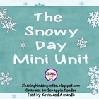 The Snowy Day Mini Unit