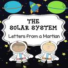 The Solar System - Letters from a Martian
