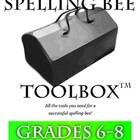 The Spelling Bee Toolbox - Grades 6-8