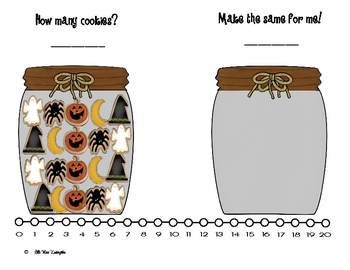 The Spooky Cookie Jar!