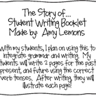 The Story Of... (Student Writing Booklet)