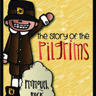 The Story of the Pilgrims - A Thanksgiving Book