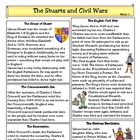 The Stuarts and English Civil Wars