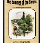 The Summer of the Swans A Teaching Pack
