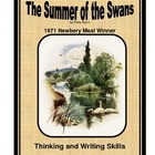The Summer of the Swans    Thinking and Writing Prompts