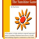 The Sunshine Game - Responding Assertively to Teasing