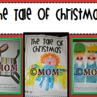 &quot;The Tale of Christmas&quot; Keepsake Book