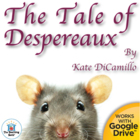 The Tale of Despereaux Novel Unit ~ Common Core Aligned!