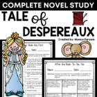 The Tale of Despereaux Unit - Common Core Aligned