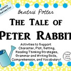 The Tale of Peter Rabbit: Plot, Characters, and Setting