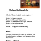 &quot;The Tale of the Mountain Cat&quot; A Readers Theatre Script [T