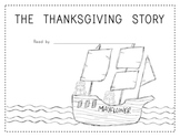 The Thanksgiving Story - Rebus Style