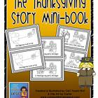 &quot;The Thanksgiving Story&quot; mini-book