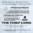The Thief Lord: A Literature Study Unit