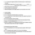 The Third Level by Jack Finney Complete Guided Reading Worksheet