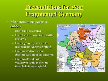 The Thirty Years' War PowerPoint