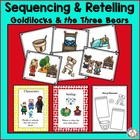 The Three Bears Sequencing