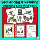 Sequencing ~ The Three Bears