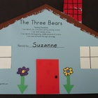 The Three Bears Theme Book