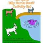 The Three Billy Goats Gruff: 17 Activities for 1st/2nd Graders.