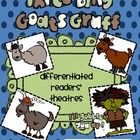 The Three Billy Goats Gruff: A Differentiated Readers' The
