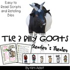 The Three Billy Goats Gruff Reader's Theater
