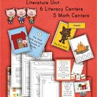 The Three Little Pigs - Literature Unit - Literacy Centers