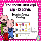 The Three Pigs Clip-It