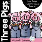 The Three Pigs  a Thematic Unit