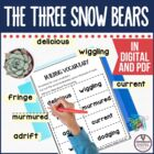 The Three Snow Bears Guided Reading Unit by Jan Brett