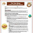 The Tiger Rising Facebook Reading Comprehension Activity