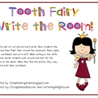 The Tooth Fairy Write the Room