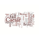 &quot;The Tragedy of Julius Caesar&quot; Shakespeare Literature Art Prints