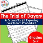 The Trial of Dayan ( A Script) - A Study of Courtroom Procedure